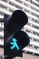 Уличен светофар в Берлин