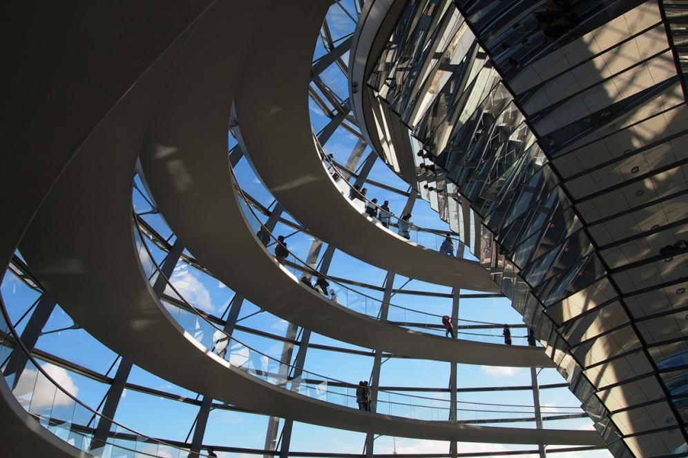Купола на Райхстага