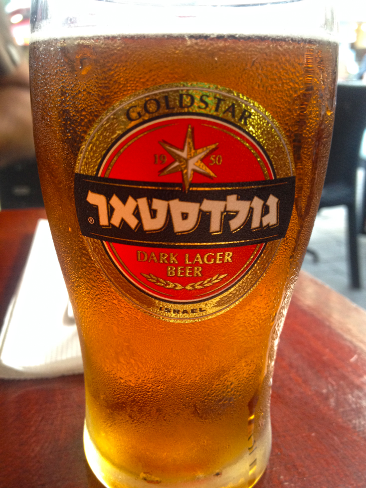 Израелска бира