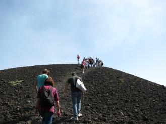 Вулкана Етна