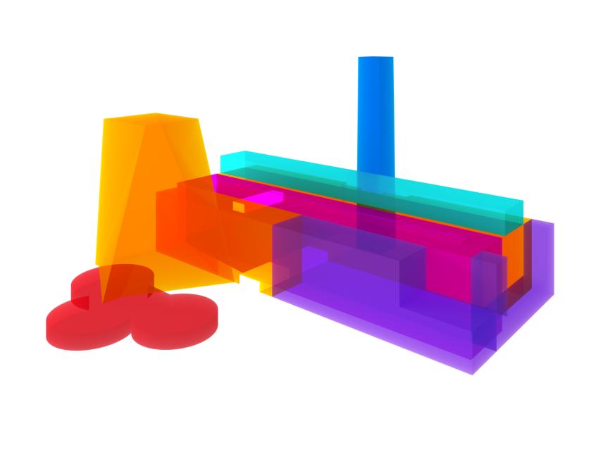 Визуализация на новата галерия TATE Modern
