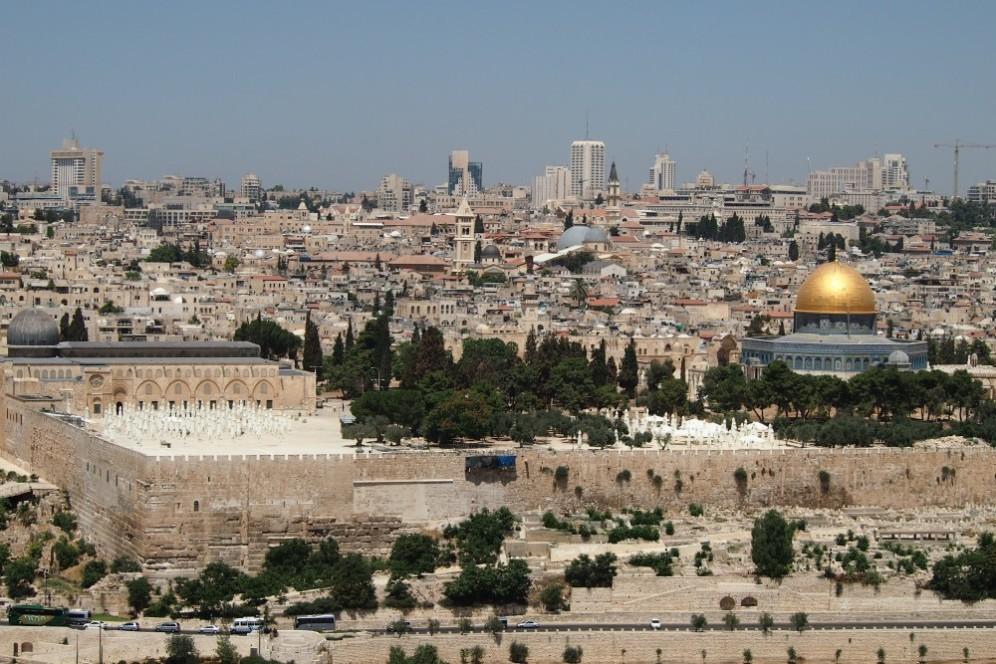 Старият град Йерусалим