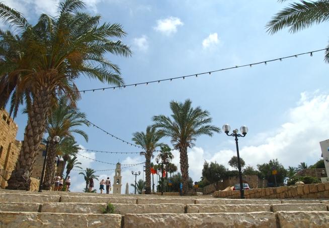 Старият град Яфа, Тел Авив