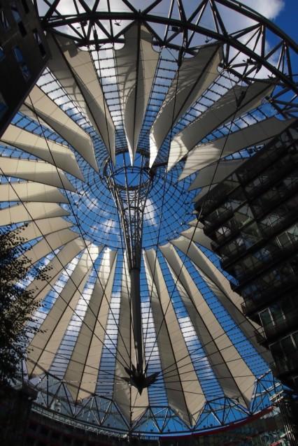 Sony център, Берлин