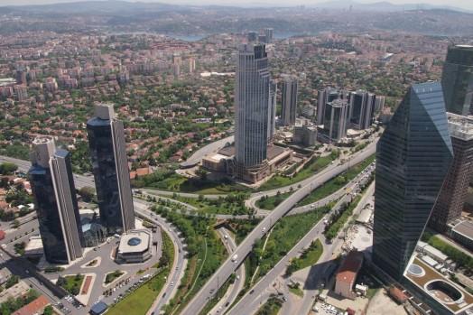 Съвременнен Истанбул