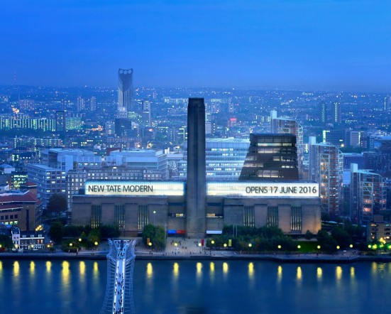 Галерия TATE Modern , Лондон