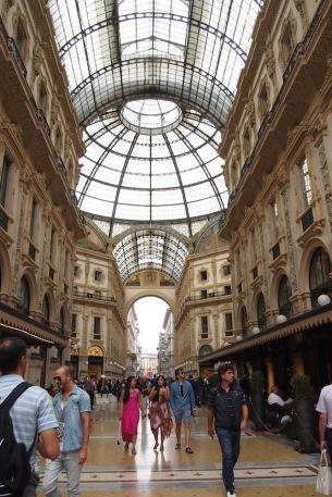 Галерия Vittorio Emanuele II