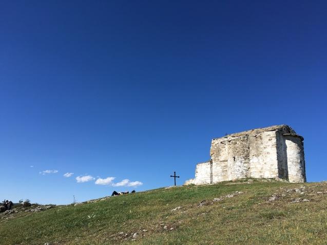 параклисът Свети Йоан Летни
