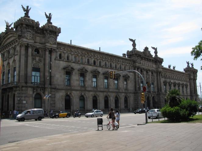 Сградата на митницата