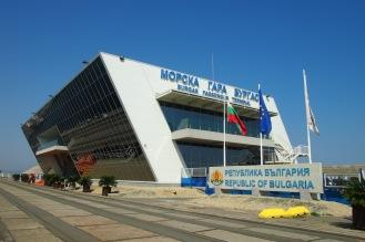 Морска гара Бургас