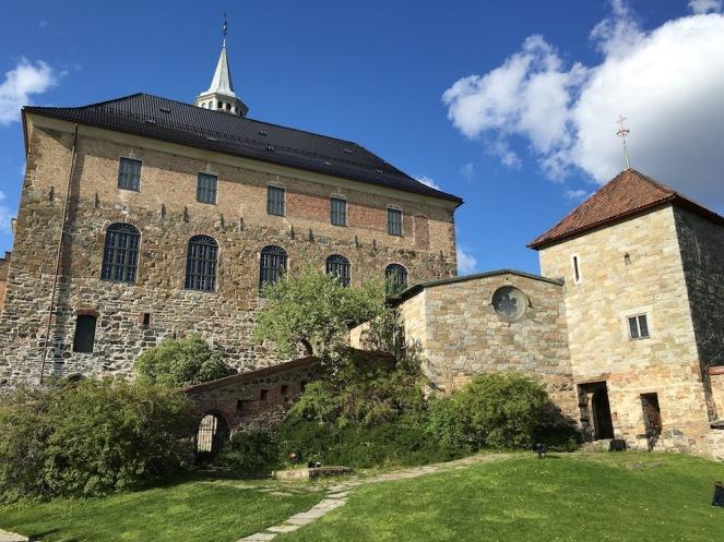 Замъкът Акершус
