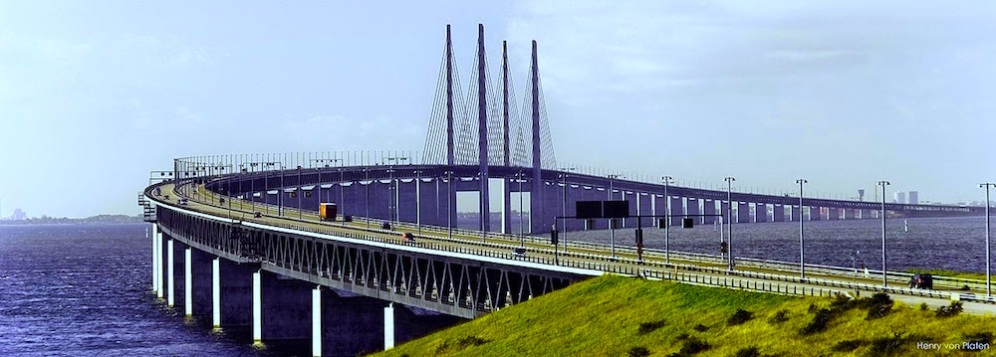 моста Йоресунд