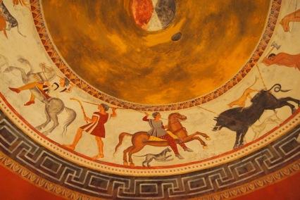 Тракийската гробница при с.Александрово