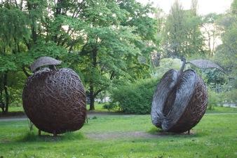 Изкуство в парка