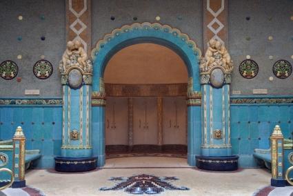 Баня Галерт в стил арт нуво