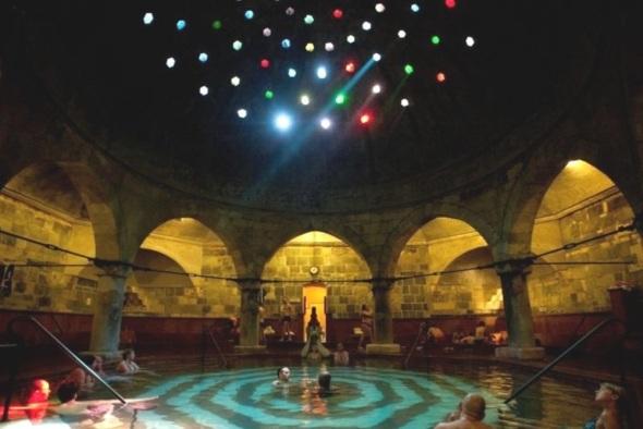 Средновековната турска баня Рудас