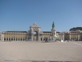Площадът на търговията