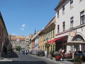 Из уличките на Будапеща