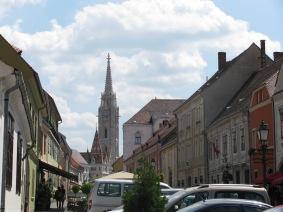 Камбанарията на църквата Св.Матияш