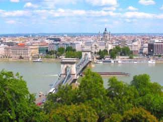 Верижният мост Сечени