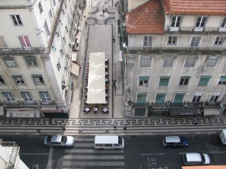 Паважа по улиците в Лисабон