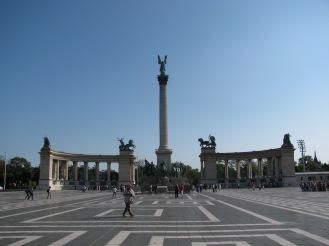 Площада на героите