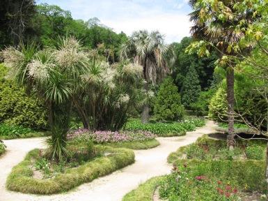 Градината на двореца Пена
