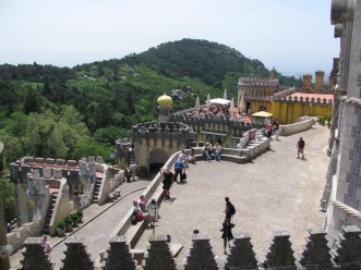 Двореца Пена