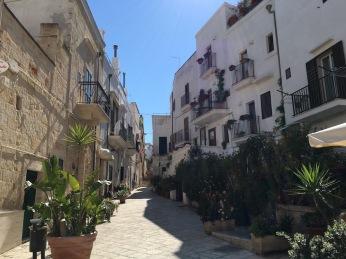 Улица в стария град