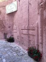 Розова стена