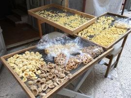 Местната паста - Орикете