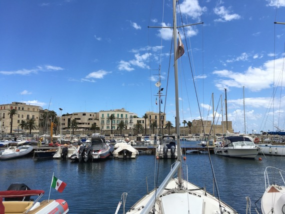 Пристанището