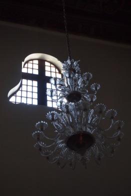 Детайл от катедралата