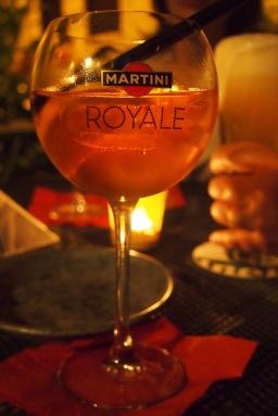 Аперол с мартини