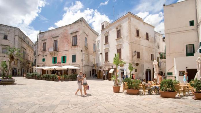 Площад Vittorio Emanuele II
