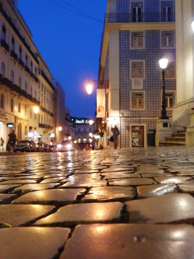 Вечерен Лисабон