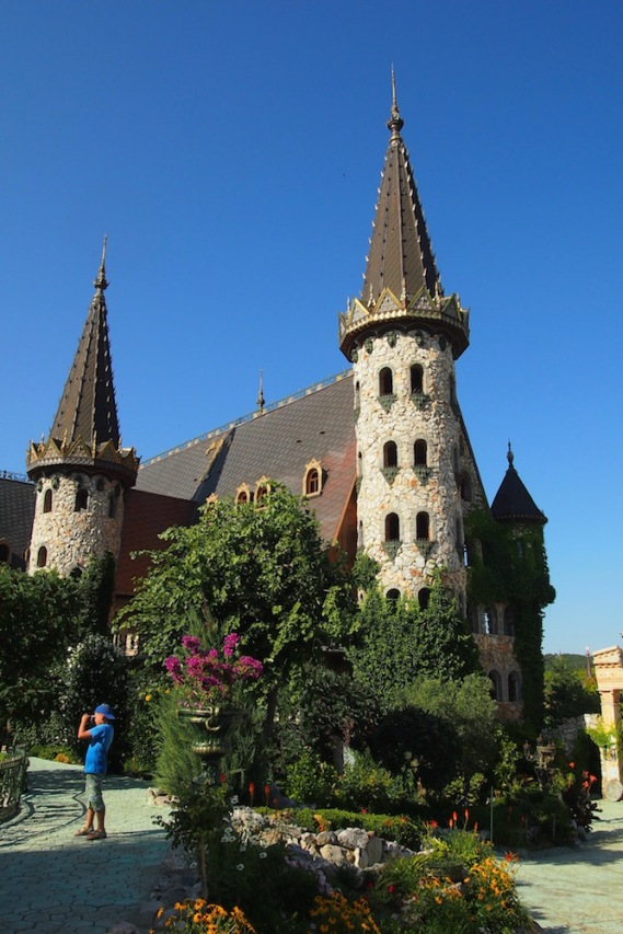 Дворецът- Влюбен във вятъра