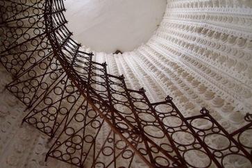 Стълбището в параклиса