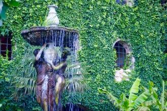Един от фонтаните