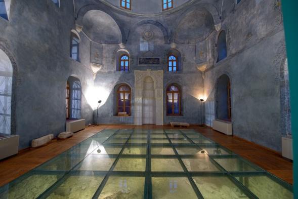 Халил бей джамия (старата джамия на музика)