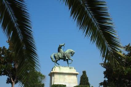 Паметника на Мехмет Али