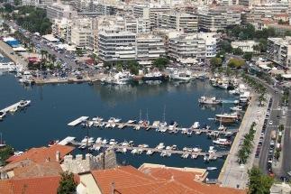 Пристанището на Кавала