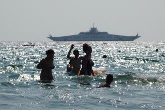 Ферибота към о.Тасос