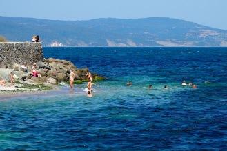 Забавление във водите на Черно море