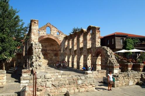 Базиликата Св.София, V век