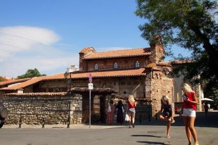 Църквата Св.Стефан - Новата митрополия