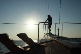 На яхта Messalina