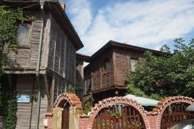 Старите къщи в Поморие