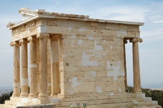 Храмът на Атина Нике