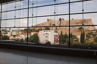 Изглед към Акропола